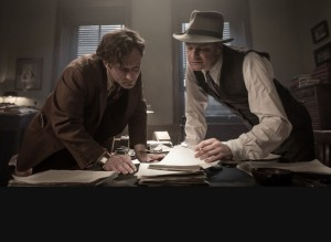 Film still from Genius