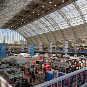 london book fair hall