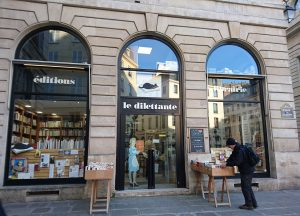 Publisher and bookshop la dilettante