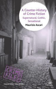 book cover of counter hist crime fiction by ascari