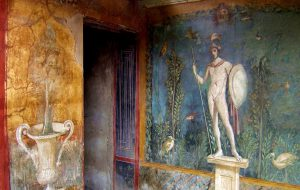 fresco from pompeii