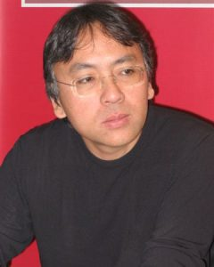 photo of Kazuo Ishiguro by Mariusz Kubik