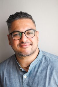 Photo of Nikesh Shukla by Ailsa Fineron