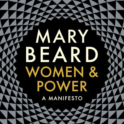 cover of mary beard's book women and power, a manifesto