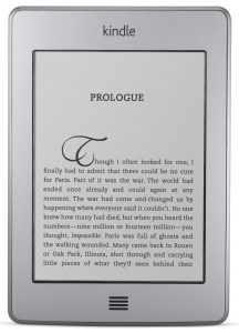 photo of Amazon Kindle