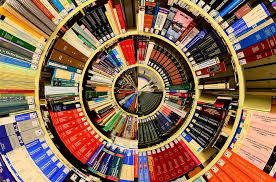 image of book spiral
