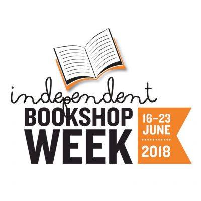 Logo der independent bookshop week