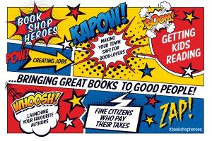 bookshopheroes campaign