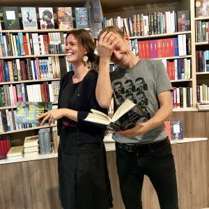 Maria und Ludwig stellen neue Bücher vor