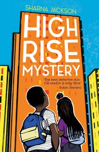 High Rise Mystery book