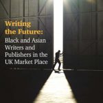 Cover des Writing the Future Reports, herausgegeben von Spread the Word