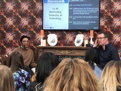 Anamik Saha im Gespräch mit Philip Jones