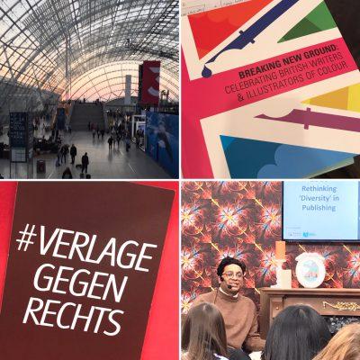 Eindrücke von den Buchmessen in London und Leipzig