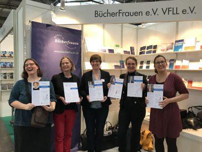 Ausstellungsausschnitt Buchorchester