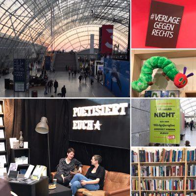 Fotos von der Buchmesse Leipzig