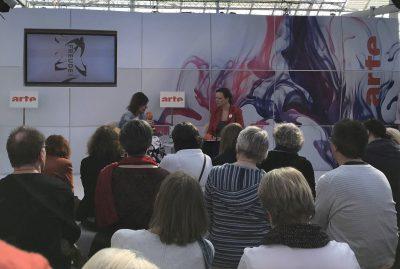 Radka Denemarková im Gespräch mit Bára Procházková