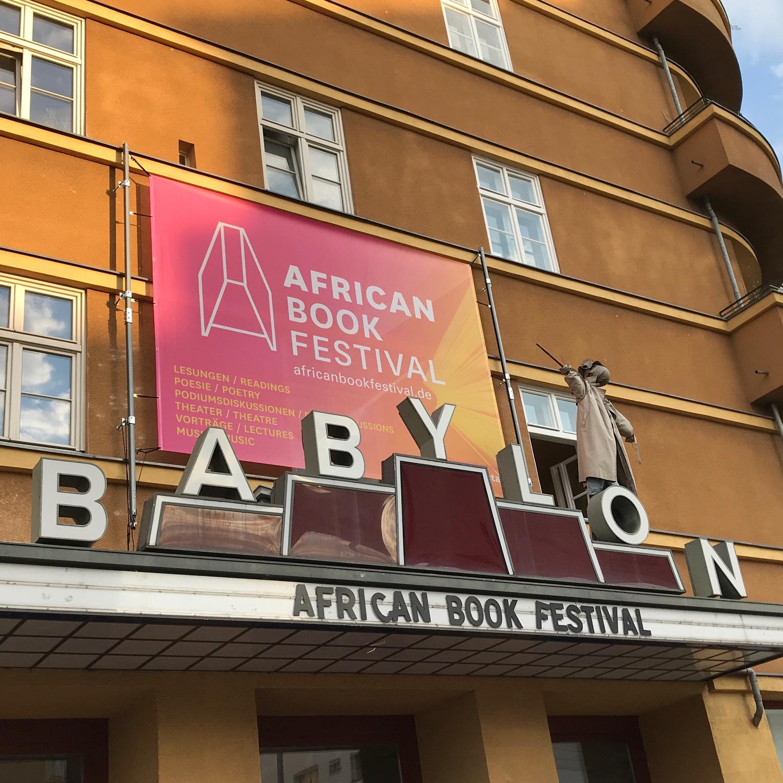 African Book Festival at Babylon Berlin