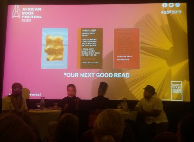 Your Next Good Read panel