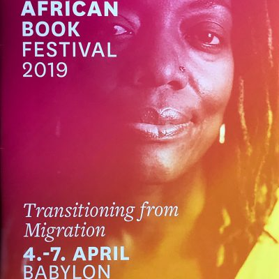 African Book Festival at Babylon Berlin