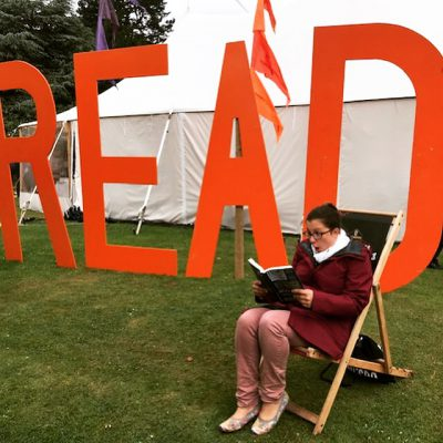 Literary Field Kaleidoscope | Harrogate Crime Festival | photo: Sandra van Lente