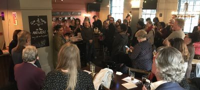 Literary Field Kaleidoscope | Common People | Launch at Pub
