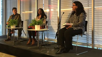 Literary Field Kaleidoscope | Common People | Kit de Waal, Anita Sethi and Katy Massey