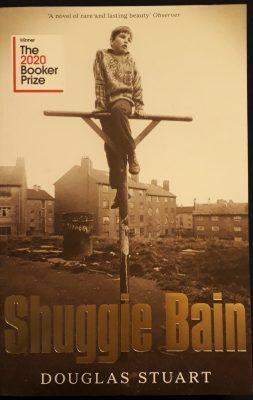 the cover of Douglas Stuart's novel Shuggie Bain