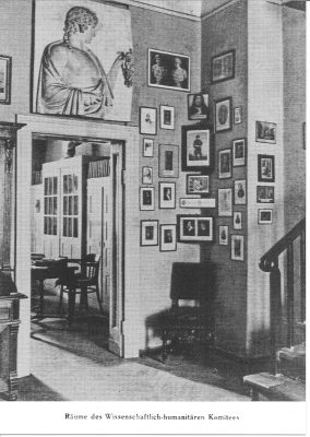 interior view of Institute for Sexual Science