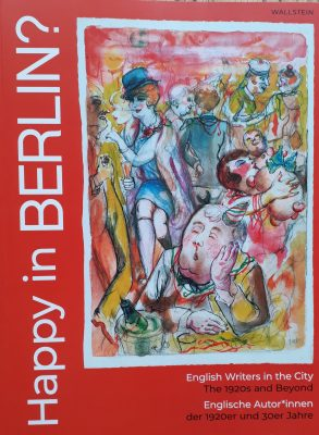 coloured book cover of exhibition catalogue