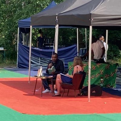 Literary Field Kaleidoscope | African Book Festival